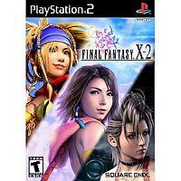 Final Fantasy X-2 (Sony PlayStation 2, 2003) CIB PS2 RPG Square Enix