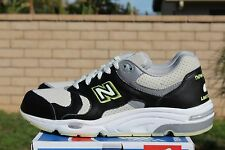 NEW BALANCE X BARNEY'S CM1700WG 1700 SZ 11 WHITE BLACK NEON GLOW IN THE DARK