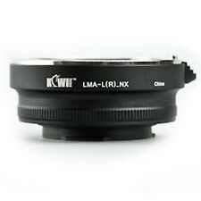 Adapter Mount Ring Leica R Lens to Camera Photo Samsung NX10 NX100 NX11 NX5