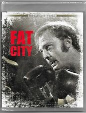 Fat City Blu-ray New(Jeff Bridges)Region Free Twilight Time Free Registered Post
