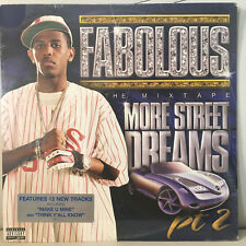 FABOLOUS - MORE STREET DREAMS PT 2 (VINYL 2LP)  2003!!!  RARE!!!  JOE BUDDEN!!!