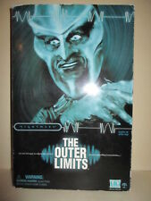SIDESHOW 12 INCH THE OUTER LIMITS TV SHOW NIGHTMARE EBONITE ALIEN MONSTER MIB