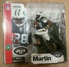 McFarlane NFL series 4 CURTIS MARTIN figure-NY Jets-Sportspicks-NIB