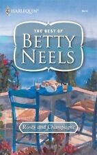 NEW - Roses and Champagne (Best of Betty Neels) by Neels, Betty