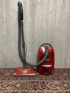 Kenmore Progressive Canister Vacuum, Model 116: HEPA - Whisper Belt
