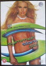 WWE WWF SummerSlam 2003 DVD Wrestling Brock Lesnar Sable