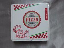 New sealed Fresh Pizza Notepad from Kikkerland pizza box