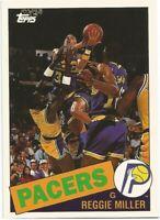 Reggie Miller Topps Archives 1992/93 - NBA Basketball Card #67