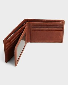 Element Skateboards Wallet Cheif Chocolate Tri-Fold