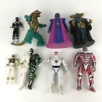 Bandai Mighty Morphin Power Rangers Evil Space Aliens Lot of 8 1994 1995