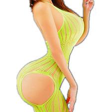 Fishnet Mesh Big Stocking Bodystockings Dress Lingerie Body Bodysuit Nightwear