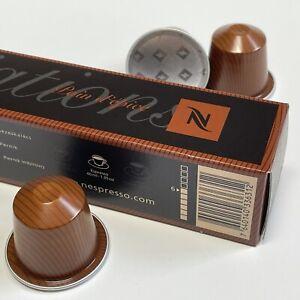 RARE Nespresso GINGERBREAD Capsules VARIATIONS Coffee Espresso ORIGINAL OL Pods