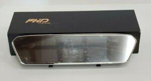 "TOGUARD 7"" Dash Cam Dual Lens FHD 1080P Car DVR Rear View Mirror Backup Camera"