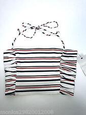 Zara Striped Crop Top Size Small