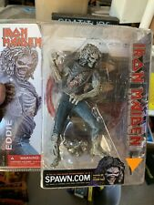 Iron Maiden Eddie  Action Figure  McFarlane Toys BRAND NEW SEALED