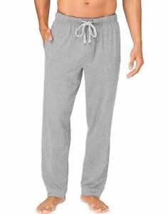 "Hanes XTemp Men Jersey Pants ComfortSoft Waistband Lounge w/ Pockets 31"" Inseam"