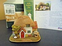 LILLIPUT LANE - L2770 MAKE MOTHER'S DAY - WOODYATES, DORSET. WITH BOX & DEEDS