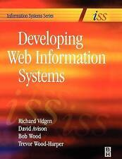 NEW Developing Web Information Systems: From Strategy to Implementation