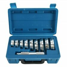 10pcs Wheel Bearing Race and Driver Master Installer Tool Wheel Axle Tool Kit