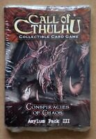 Call of Cthulhu: Conspiracies of Chaos Asylum Pack III