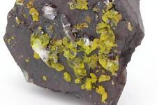 STURMANITE SUR MATRICE. 88.80 grammes. N'Chwaning II Mine, Afrique du Sud