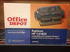 Office Depot® 82X (HP 82X) Remanufactured High-Yield Black Toner Cartridge