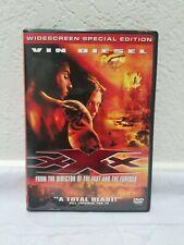 Xxx (Dvd, 2002) featuring Vin Diesel - good condition