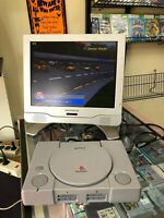 Sony PlayStation PS1 SCPH-7501 System - Console Only - Selling As Is Ships Fast!