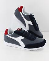 Diadora Scarpe Sneakers Sportive Sportswear Lifestyle Blu Jog Light C 2020