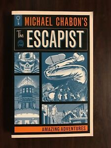 MICHAEL CHABON ESCAPIST AMAZING ADVENTURES TRADE PAPERBACK DARK HORSE (2017)