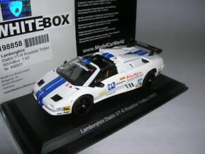 Whitebox Lamborghini diablo VT Roadster Trofeo (1997), 1:43 WB501