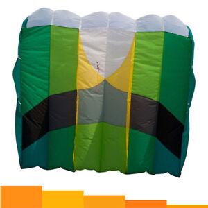 KAP Foil 5.0 Rainbow Regenbogen HQ Einleiner Lenkmatte Matte Lenkdrachen Drachen