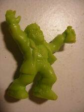 MATCHBOX panini Monster In My Pocket  n°39 MAD SCIENTIST Green vert Olive