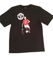 Manchester United T-shirt Beckham Youth Size 13/14 Years NEW