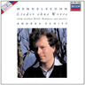 ANDRAS SCHIFF-MENDELSSOHN: SONGS WITHOUT WORDS-JAPAN SHM-CD D46