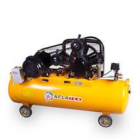 Aflatek Pro Compresseur Air 200 Litre 800 l / Mini 5.5kw 12.5bar 400V
