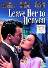 Leave Her to Heaven [1945] (DVD) Gene Tierney, Cornel Wilde, Jeanne Crain