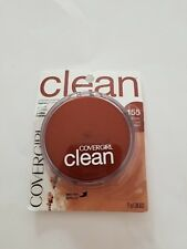 Covergirl clean pressed powder normal skin soft honey 155 0.39 ounces