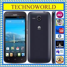 "UNLOCKED HUAWEI ASCEND Y600+3G WIFI HOTSPOT+CHEAP 5"" ANDROID+BLUETOOTH+GPS+FM"