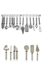 13 Piece Stainless Steel Tool and Gadget Set Cooking Utensils Kitchen