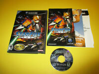 Star Fox: Assault Starfox Nintendo GameCube Game + Case & Manual