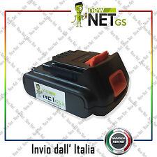 Batteria compatibile per Black & Decker ASL148K 14.4V 1500mAh 03015