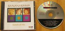 BANANARAMA...BUNCH OF HITS...14 TRACK MUSIC CD