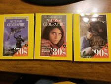 The National Geographic Magazine Cd Rom 1970s, 1980's 1990s Education Resea