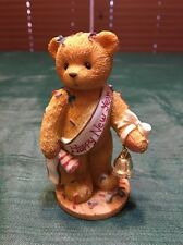 CHERISHED TEDDIES BY ENESCO S / N Newton Ringing In The New Year