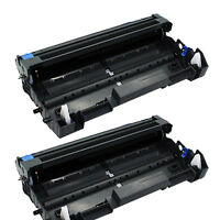 2PK DR520 DR-520 Drum Unit For Brother MFC-8460N 8660DN 8670DN HL-5240 5250DN