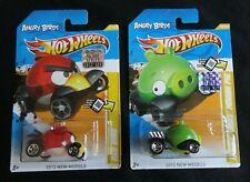 Hot Wheels Angry Bird Cars 2012 New Models