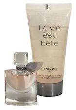 Miniature Lancome La Vie Est Bella 50ml Shower Gel & 4ml EDP Women Perfume Set