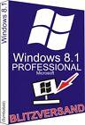 Windows 8.1 Professional, 32/64 Bit, Deutsch/ML