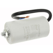 Universal 20 UF Motor Capacitor & Flying Lead Cable Connector MFD 400V 450V 500V